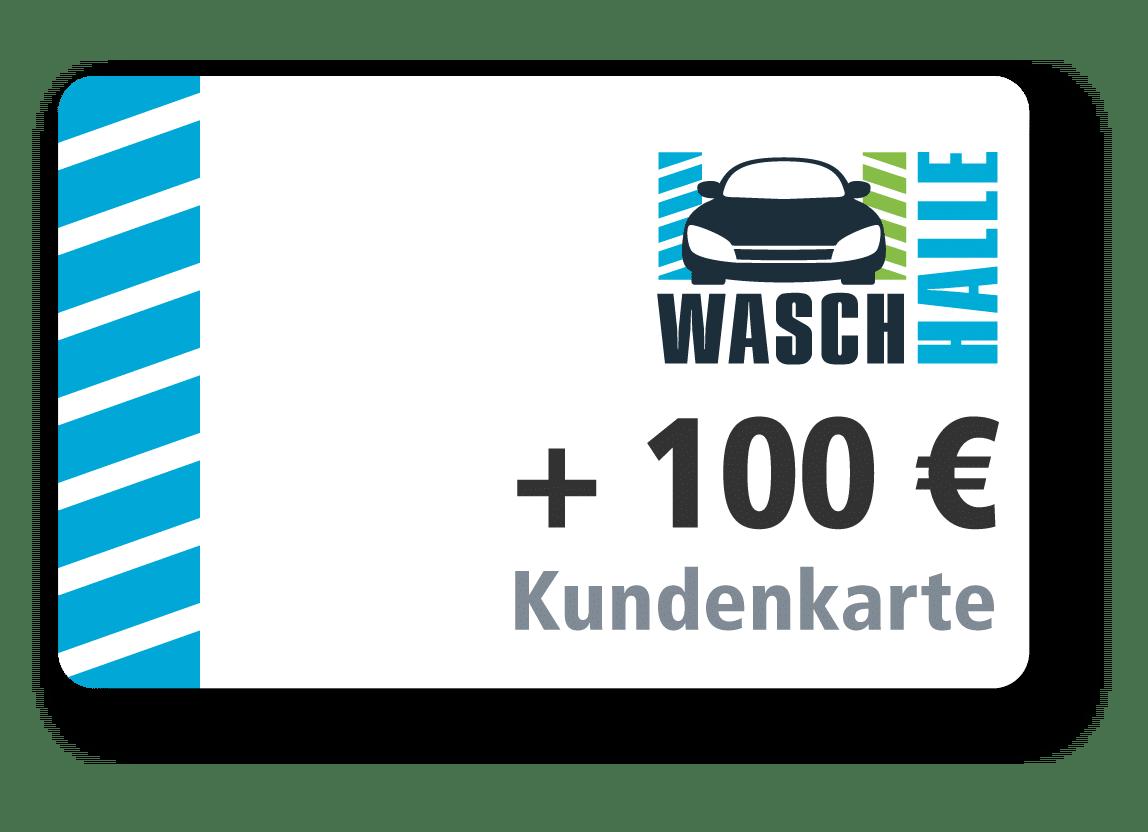 100 € Kartenladung